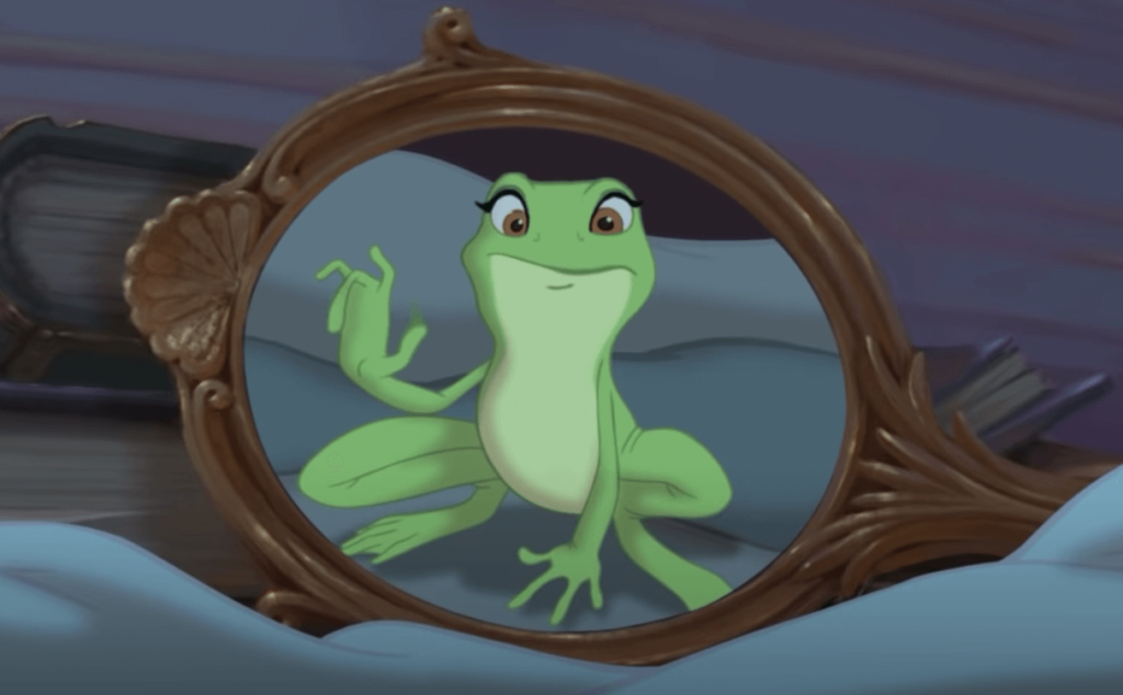 the princess and the frog 3